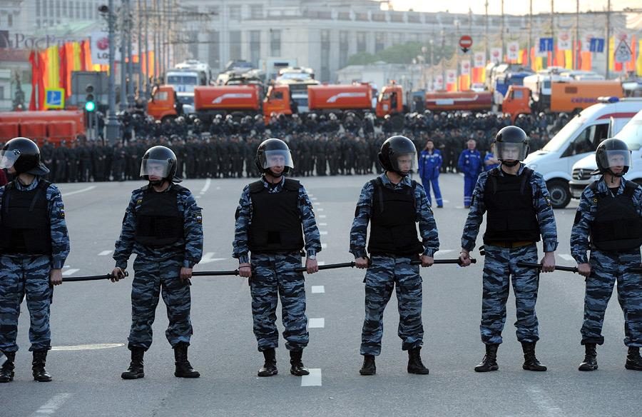By Ilya Pitalev, RIA Novosti