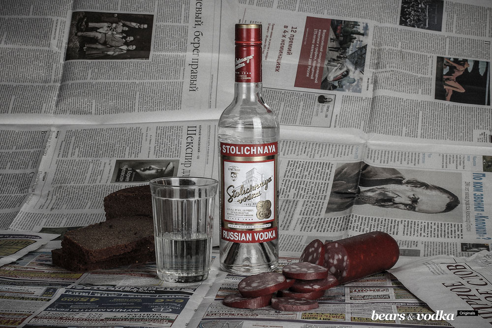 drink like the russians